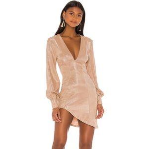 Michael Costello X Revolve Lily Mini Dress